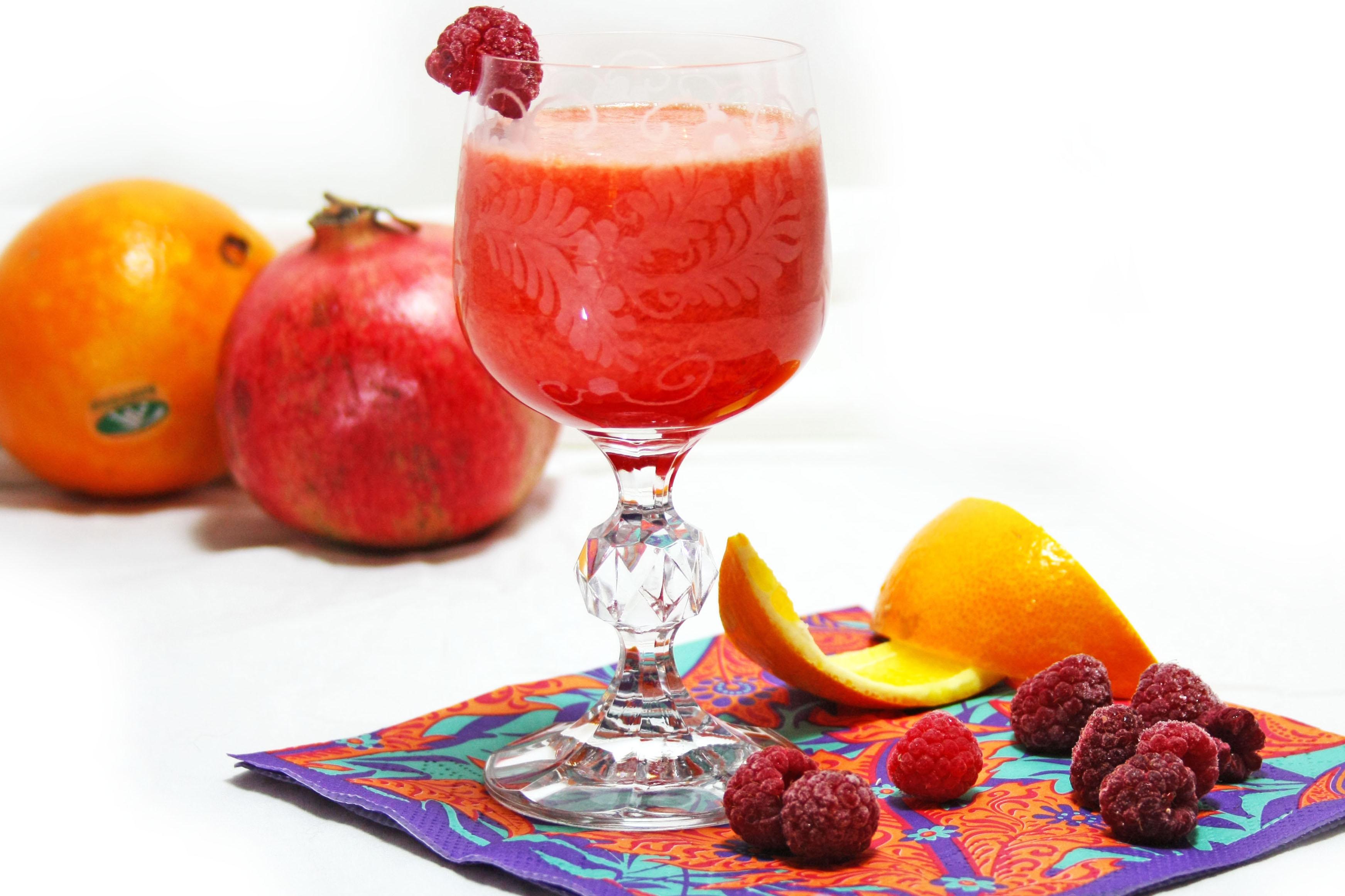 jordgubbssmoothie recept